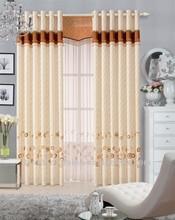 El último meijia cortinas/más reciente de la cortina de la moda diseños/cortina del telar jacquar