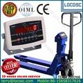 Transpaleta pesadora LP7632