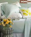 Respectueux de l'environnement et confortable drap de lit en bambou