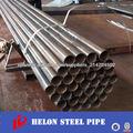 Soldadura por Resistencia Eléctrica - tubería de acero al carbono