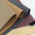 o mais novo superior materiais de calçados de couro do plutônio para sapatas rosto