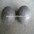 irrompible y resistencia al desgaste de acero forjado de molienda de bolas