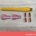 Qq-150 antorcha tig cuerpo kit de antorchas