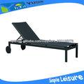 caliente venta nuevo 2013 al aire libre muebles de playa silla de salón
