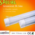 de uso doméstico preferido es el más reciente de promoción 4 pies regulables led t8 tubo de luz fluorescente
