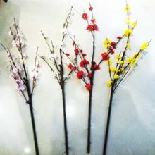 la simulación de alta de flores de la cinta