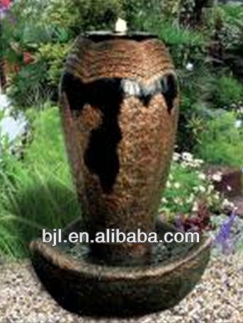 chafariz de pedra de artesanato