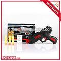 nuevo producto barato y seguro de plástico suave de aire de la pistola de bala jalea pistola de juguete