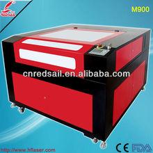 M900 plástico de la máquina de corte por láser