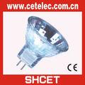 MR11 12V lámpara halógenas de bajo voltaje