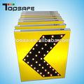 solar LED de advertencia signo bordo