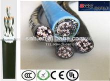 cable de instrumentación de 600 v