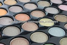 maquillaje paleta de 88 colores de metal