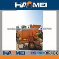 maquina mezcladora de concreto con volumen de 500L