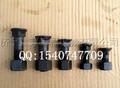 Shantui bulldozer de corte borde perno y tuerca de 154-70-11143 sd22 perno y tuerca