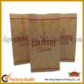 venta caliente decorativos bolsas de envasado de alimentos