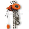 Nuevo Modelo de 5 toneladas fijado polipasto eléctrico de cadena con gancho