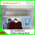 acondicionador de aire plegable multifuncional tendedero de ropa