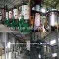 Juego completo 10-500tpd aceites vegetales y grasas de la línea de fabricación( pretreatment+ de extracción + de refinación)