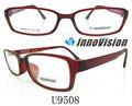 nuevo de tr90 la moda de la lente óptica marco