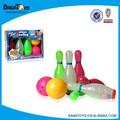 venta al por mayor los niños juguetes transparente bola de bolos