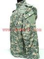 Oem loveslf urbano acu digital del camuflaje/negro de camuflaje digital uniforme militar