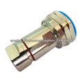 7 16 Conector macho RF, durante 12 Cable Super Flexible