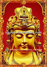3d imagen de dios de la india