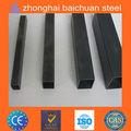 tubos estructurales de acero rectangular