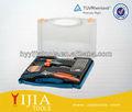 Pc 7 tienen casa kit de herramienta de juego, destornillador, llaveinglesa, alicates