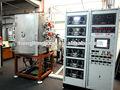 Cromo de vacío máquina de capa/revestimiento de cromo duro de la máquina/cromo mikimoto máquina