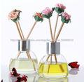 semicircular 50ml difusor de aroma botella de vidrio