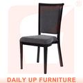 el hotel de fundición de aluminio silla barato hermosos muebles para el hogar en el comedor de la moda de sillas