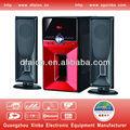 Buen sonido profesional 2.1 altavoz bluetooth s-6590