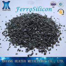 Alta qualidade ferro silício grânulos/fe si grits 75 fabricante na china