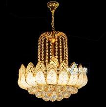 decorativos de cristal colgante de iluminación para el hogar
