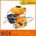 5.5HP con los motores de gasolina de desplazamiento del sistema de arranque de retroceso 163cc