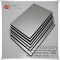 4mm Revestimiento de la pared panel compuesto de aluminio