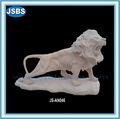talladas a mano decorativo moderno de talla de piedra escultura de león