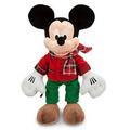 con licencia de mickey y minnie mouse de juguete de felpa