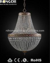murano veneciano colgante de cristal de la lámpara