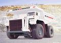 TEREX 180ton camión minero de China