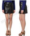moda feminina saias de couro