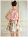 dabuwawa blusas de moda los modelos 2014 blusas de primera dama nuevo estilo de ropa de las mujeres