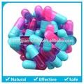 Gmp fabricante b- vitaminas del complejo cápsulas de los suplementos de vitaminas