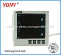 Boa qualidade display digital single- amperímetro fase