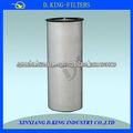 PP / PTFE / material de fibra de vidrio fabricante del filtro de aire