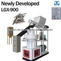 LGX-550 500-1000kg/hour madera máquina peletizadora