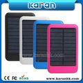 karan ps50a banco de energia solar portátil carregador solar banco do poder móveis de marca famosa