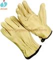 la seguridad del producto de invierno guantes de cuero guantes de trabajo para los hombres